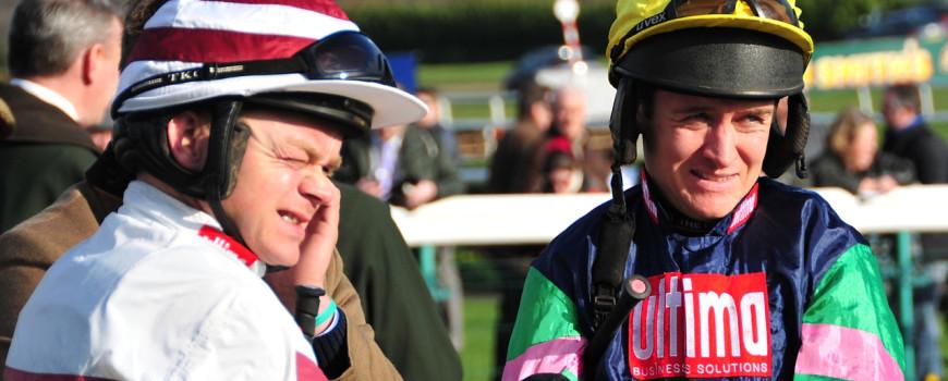 Grand National Jockeys